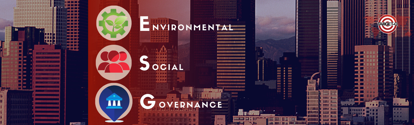 ESG – Ambiental, Social e Governança Corporativa.