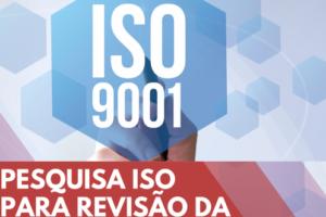Pesquisa revisão ISO-9001