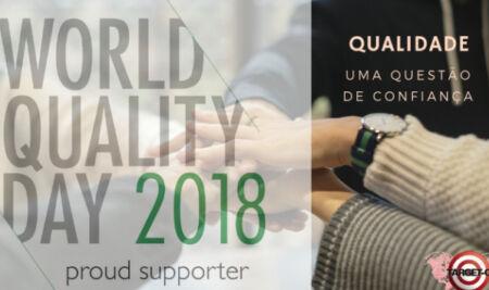 A qualidade no dia-a-dia. Uma questão de confiança #WQD18